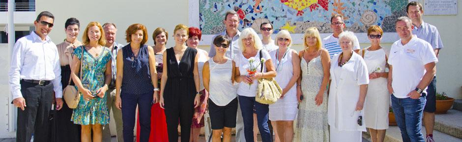 Wizyta studyjna na Cyprze