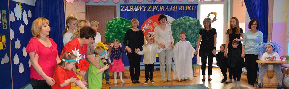 """""""Zagubiony czas"""" - propozycja zajęć na uroczystość przedszkolną z okazji Dnia Matki w grupach dzieci niepełnosprawnych."""
